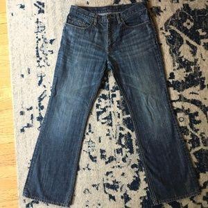MEN'S Banana Republic Boot Fit Jeans SIZE 31/30